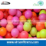 Hot Selling promotional Floating Colored Golf Balls
