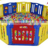 Baby Playpen Kids 8 Safety Play Center Yard Indoor Outdoor