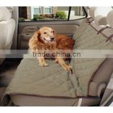 quilted hammock pet car seat cover, hammock dog car seat cover, waterproof hammock pet car seat cover