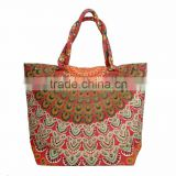 Bag Wholesaler Indian Tapestry Mandala Bag tote shoppers shoulder bag ethnic women's bag