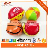Funny soft sponge ball baby sport ball toy