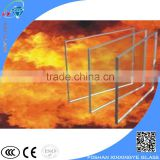 Factory manufacture fireproof glass for fireplaces door