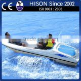 Hison factory sale 6 Seats Double Engined et aluminium catamaran passenger ferry