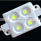 4pcs 5050 smd LED module for slim lightbox backlight