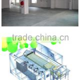 Vegetable/meat/fruits Cold storage room equipment and machine