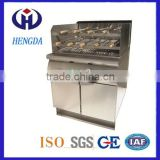 Commercial stainless steel gas BBQ grills directly from factory