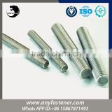 NBFATN Ning Zhou brand OEM high precision cnc lathe hexagon coarse threaded rod hangers and nut