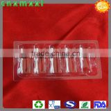 5pcs disposable medical ampoule plastic trays packaging