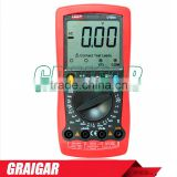 General Digital Multimeters UNI-T UT58A Voltage Current Resistance Capacitance Temperature Meter Tester