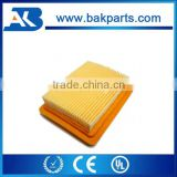 garden tool parts FS120 FS200 FS250 Air Filter Replace OEM Number 4134 141 0300 Brush Cutter