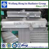 Heng An copper oil filled radiator,hydraulic oil radiator