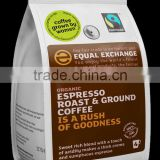 Equal Exchange Espresso Organic Roast & Ground Coffee 227g