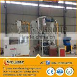 Italy technology foil aluminum plastic recycling machine/medical blister aluminum plastic separator