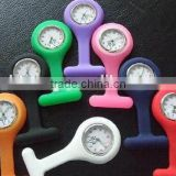 wholesale factory price vogue silicone nurse watch