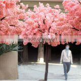 hand make wedding decoration fake flower tree indoor/outdoor artificial cherry blossom trees