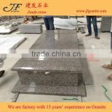Chinese G664 Granit Bainbrook Brown granite Cheap Red granite Monument Tombstone headstone