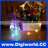 2M 20 Leds Wine Bottle Cork String Light Battery Powered