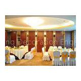 Vinyl Dancing Room Movable Modular Partition Walls For Meeting Room