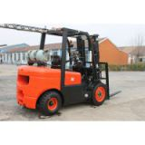 China Hot Onsale 3t gasoline/LPG forklift
