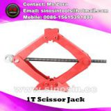 Vehicle Tools Car Jacks 2 Tons Scissor Jack For Lift Car Van