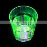 blinking led lighted wine glass