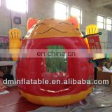 Hot cartoon inflatable cash cube,inflatable cash machine,inflatable money machine( K-12# )