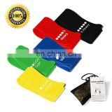 Fashion Fitness Bodybuilding Latex Power band pilates band rubber band resistance bands set