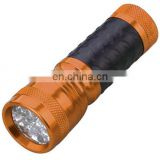 led flashlight ,aluminum led flashlight,9 led flashlight