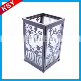 Reasonable Price Factory Directly Selling Bulk Tabletop Metal Candle Holder Lanterns For Weddings