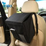 SMALL BLACK TRASH BAGS FOR CAR YOBO-F04