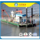 HL-E250 Electric cutter suction dredger
