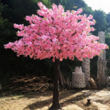 china factory artificial peach blossom tree