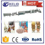 high quality full automatic choco flakes machine