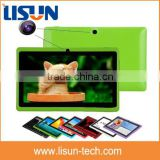 7 inch android 4.4 dual cameras Q88 tablet pc Cheap price                                                                         Quality Choice