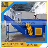 automatic used tire shredder machine for sale price