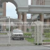 steel metal entrance gate, wrought iron door gates, designer stainless steel gate, wrought iron door inserts