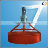 vertical continuous disc/pan/disc fertilizer mixer machine for sale