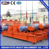 Energy saved high efficiency hot sale double roller crushers