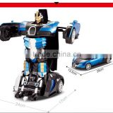 2015 Newest car transforme robot toy for Christmas gift