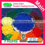 Paint Powder Coating Candy Colors