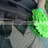 Car cleaning Microfiber Chenille Wash Mitten gloves