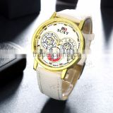 Popular cheap watch, white ladies fashion watches latest                                                                         Quality Choice