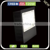 Explosion proof Cree UL Meanwell power supply outdoor IP65 gas station led canopy light 90w