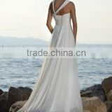 Best Selling Designer Beach Wedding Gowns- US Size 2 to 28W