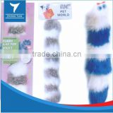 Pet Toy Cat Toy Real Furry For Cat