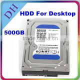 Hard drives 500gb whole sale bulk computer parts 3.5'' new drives sata