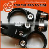 Full Carbon Fiber Road Bicycle Seat Post Clamp