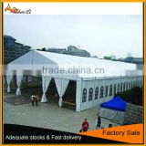 Cheap PVC tarpaulin large temporary permanent industrial storage tent large warehouse tent for sale