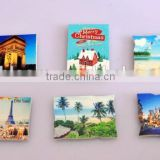 Statue of Liberty, Westminster Bridge, Big Ben, Croatia, Dubai, Paris, Landscape Souvenirs Magnets Fridge Magnet
