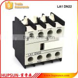 Ac contactor auxiliary contact F4-22 with CJX2 CJX4 LC1
